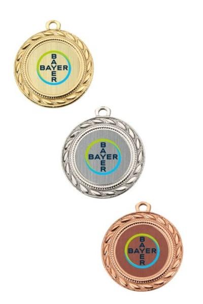 Medaille Franziska