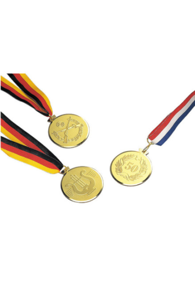 Exclusive Medaille Gold