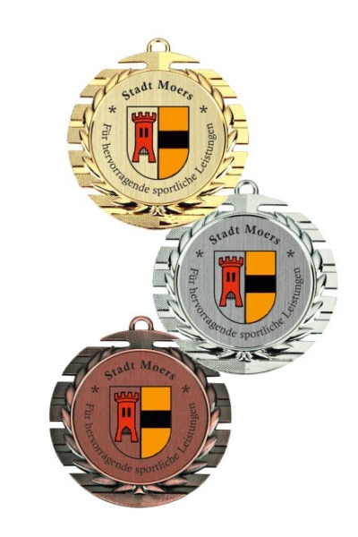 Medaille Andreas