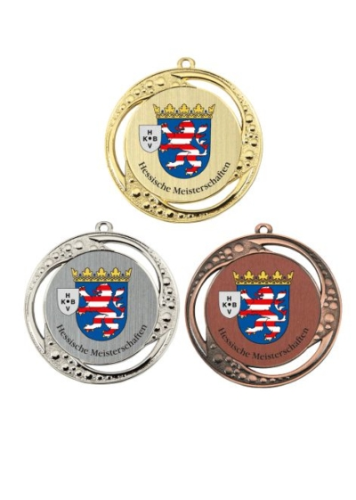 Medaille Christian