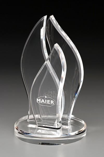 Triple Flame Award