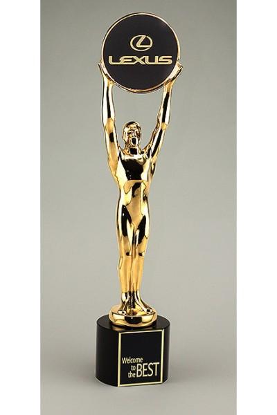 Champions Award Kristall