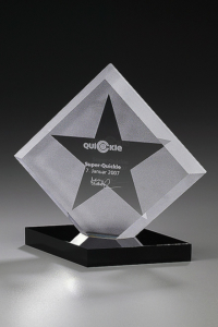 Square Star Award