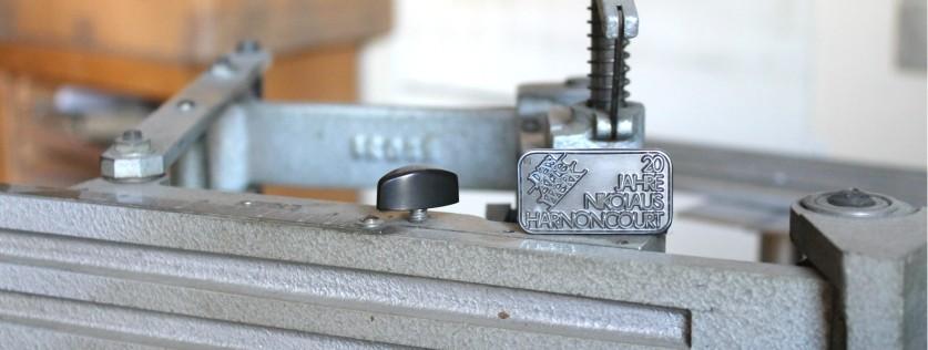 Medaille Werkstatt 4